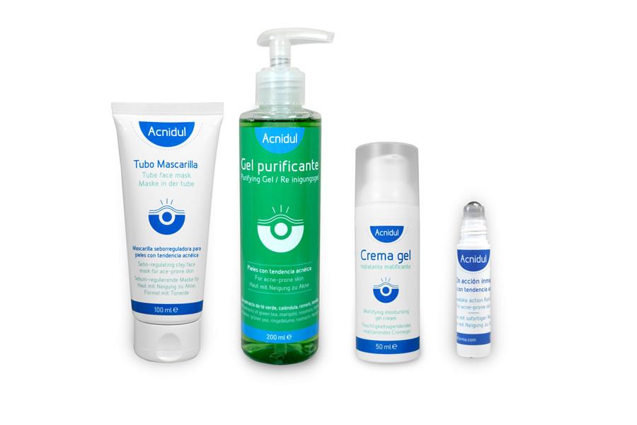 acnidul tratamiento del acné