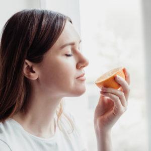 anosmia o pérdida de olfato