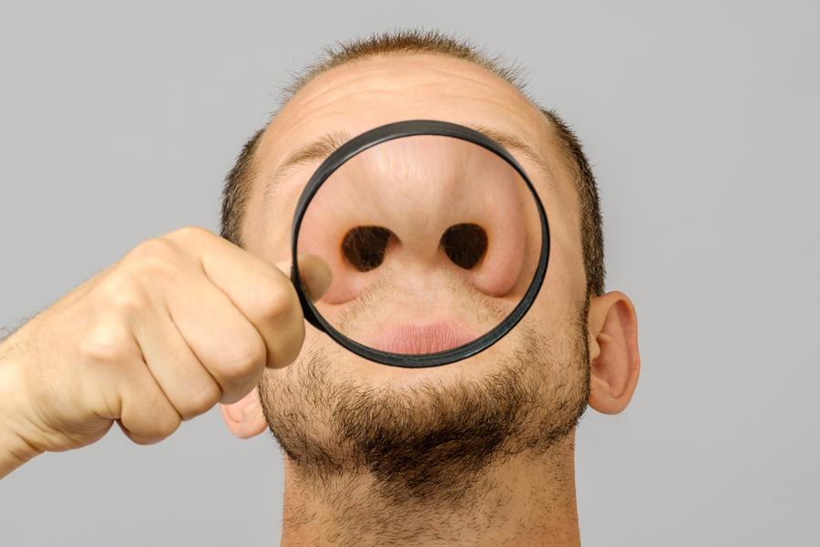 anosmia pérdida total de olfato