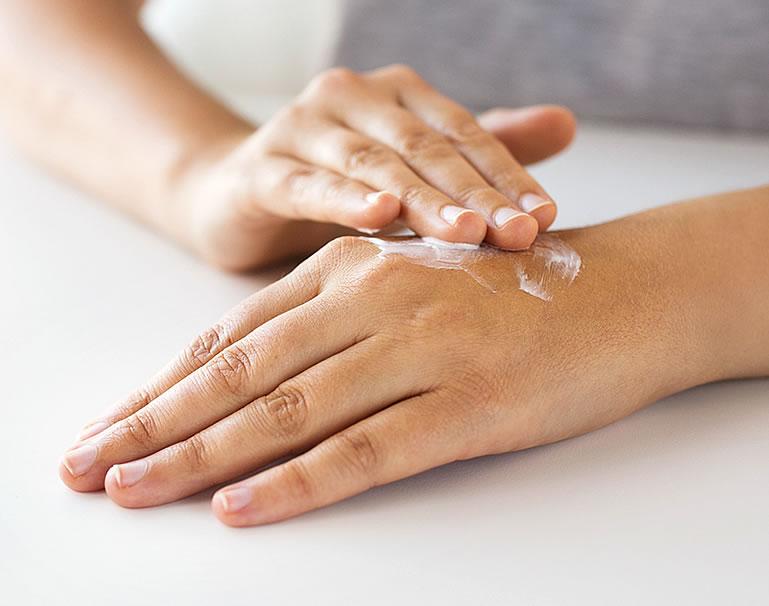 Tratamiento de la dermatitis