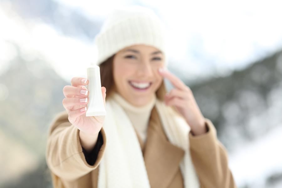 fotoprotección en invierno