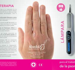 fototerapia psoriasis