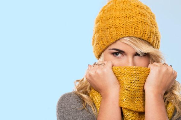 Disimular las manchas blancas en la piel, también en invierno