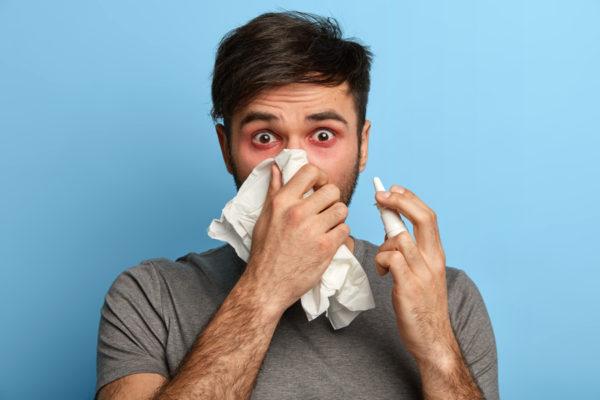 Rinitis alérgica: recupera el olfato